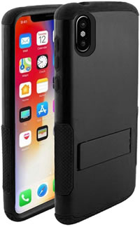 iPhone XR Kickstand Case