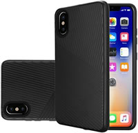 iPhone XR Textured TPU Case